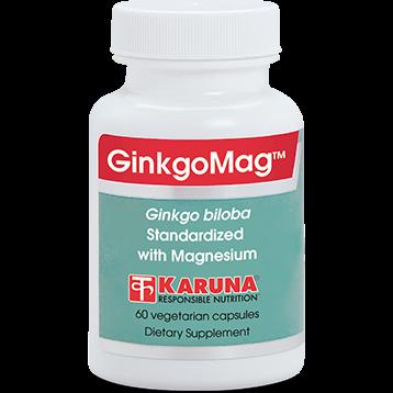 Karuna GinkgoMag 60 caps GIN51