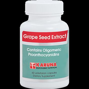 Karuna Grape Seed Extract 60 capsules GRAP4