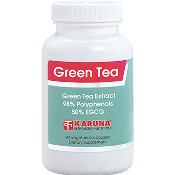 Karuna Green Tea 500 mg 90 caps GREE9