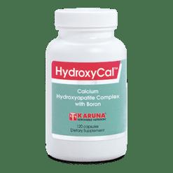 Karuna HydroxyCal 120 caps HYDR6