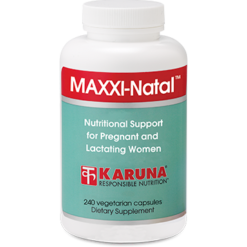 Karuna MAXXI Natal 240 capsules MAXX5