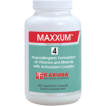 Karuna MAXXUM 4 180 capsules MAXX4