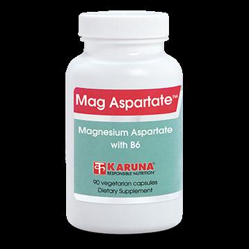 Karuna Mag Aspartate 115 mg 90 caps MAGAS