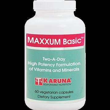 Karuna Maxxum Basic 60 vegcaps MAXX6