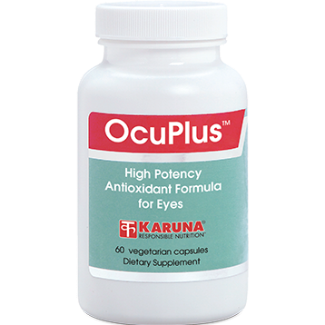 Karuna OcuPlus 60 caps OCUP1