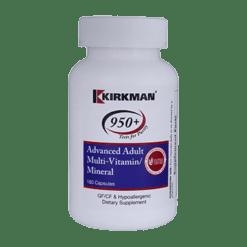 Kirkman Labs Advanced Adult Multi Vit Min 180 caps K53941