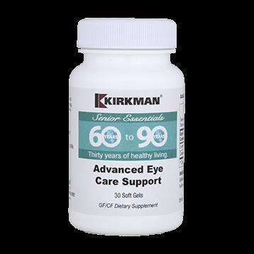 Kirkman Labs Advanced Eye Care Support 30 softgels K39390