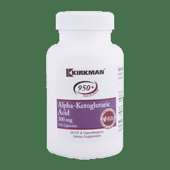 Kirkman Labs Alpha Ketoglutaric Acid 100 caps K24353
