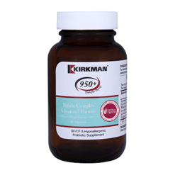 Kirkman Labs Bifido Complex Advanced Formula 60 caps K54810