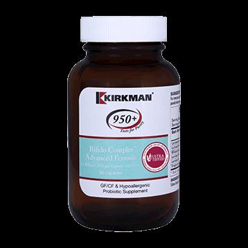 Kirkman Labs Bifido Complex Advanced Formula 60 caps K54810