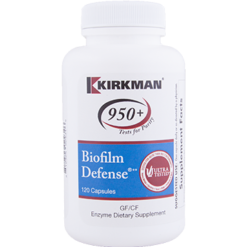 Kirkman Labs Biofilm Defense 120 caps K81120
