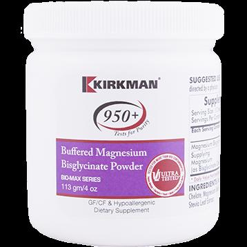 Kirkman Labs Buffered Magnesium Bisglycinate 113 gms K24339