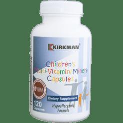 Kirkman Labs Children039s Multivitamin 120 caps K21048