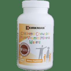 Kirkman Labs Children039s Multivitamin 120 chew wafers K20959