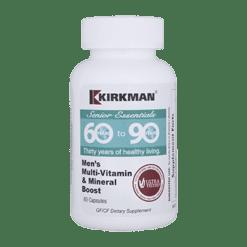 Kirkman Labs Mens Multi Vitamin amp Mineral 60 caps K34300