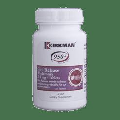 Kirkman Labs Slo Release Melatonin 2.5 mg 150 tabs K53211