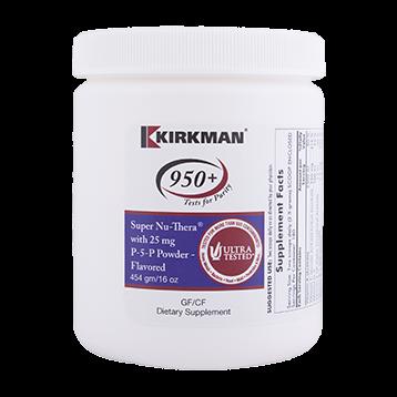 Kirkman Labs Super Nu Thera 25 mg P 5 P Powder 16 oz K54114