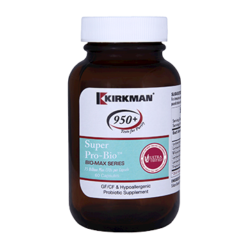 Kirkman Labs Super Pro Bio Bio Max Series 60 capsules K53450