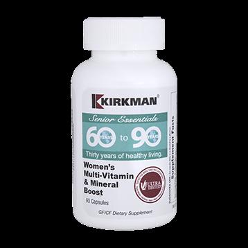 Kirkman Labs Womens Multi Vitamin amp Mineral 60 caps K34310