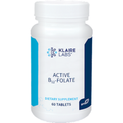 Klaire Labs Active B12 Folate KL1329