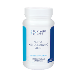 Klaire Labs Alpha Ketoglutaric Acid 300 mg 60 vegcap ALPH2