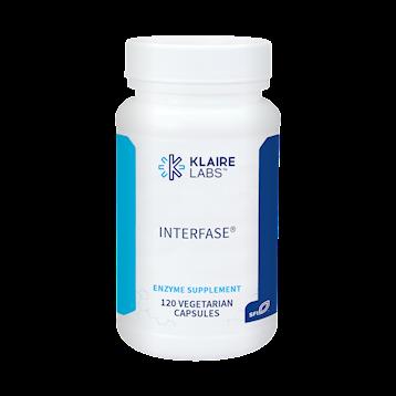 Klaire Labs Interfase 120 vegetarian capsules KINT12
