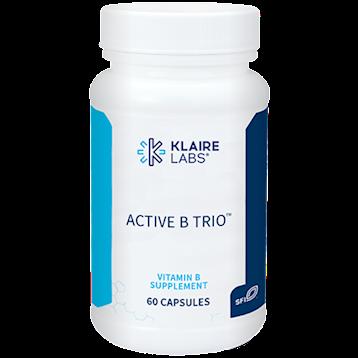 Klaire Labs Klaire Labs Active B Triotrade 60 caps KL1589