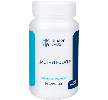Klaire Labs L MethylFolate 60 caps KL1015