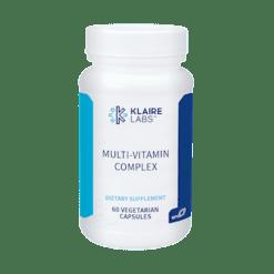 Klaire Labs Multi Vitamin Complex 60 vegcap MUL57