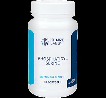 Klaire Labs Phosphatidyl Serine 60 gels KL1304