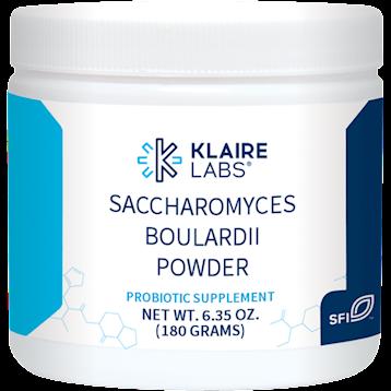 Klaire Labs Saccharmocyes Boulardii Powder 6.35oz. KL5131