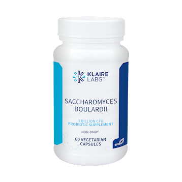 Klaire Labs Saccharomyces Boulardii 60 vegcap SACC2