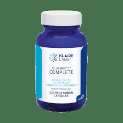 Klaire Labs Ther Biotic® Complete 120 vegcaps K12253