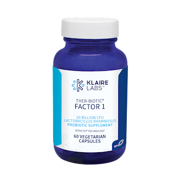 Klaire Labs Ther Biotic Factor 1 60 vegcap THER5