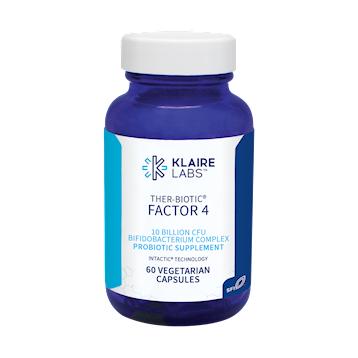 Klaire Labs Ther Biotic Factor 4 60 vegcap THER6