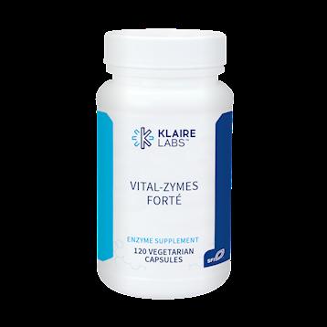 Klaire Labs Vital Zymes Forte 120 vegcaps VIT75