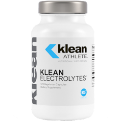 Klean Athlete Klean Electrolytes 120 vegetarian capsules KL8406