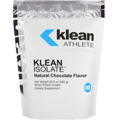 Klean Athlete Klean Isolate Natural Chocolate 20 srv KL7699
