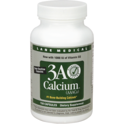 Lane Labs 3a Calcium Ultra 180 capsules 3AC18