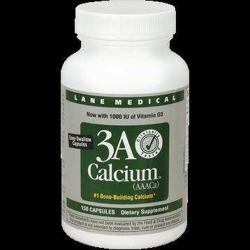Lane Labs 3a Calcium Ultra 180 capsules 3AC18