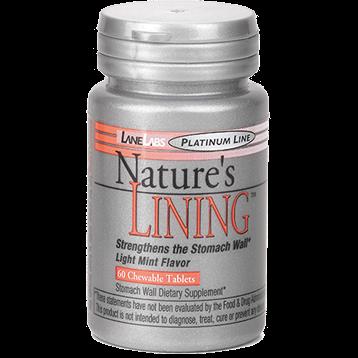 Lane Labs Natures Lining 60 tablets LA2161
