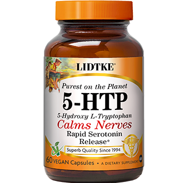 Lidtke 5 HTP 60 capsules L03230