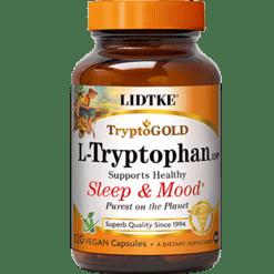 Lidtke L Tryptophan 120 capsules L02080