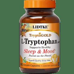 Lidtke L Tryptophan 180 caps L03742