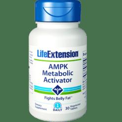 Life Extension AMPK Metabolic Activator 30 vegcaps L90790