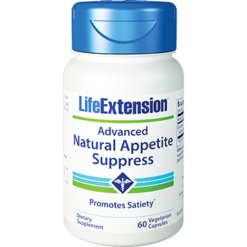 Life Extension Advanced Appetite Suppress 60 vegcaps L80760
