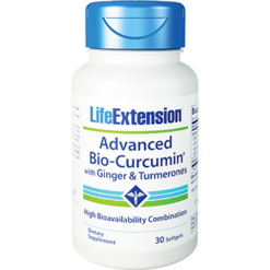 Life Extension Advanced Bio Curcumin 30 softgels L92510