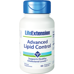 Life Extension Advanced Lipid Control 60 vegcaps L82863