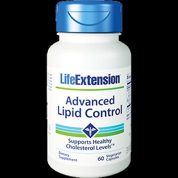 Life Extension Advanced Lipid Control 60 vegcaps L82863