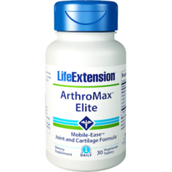 Life Extension ArthroMaxreg Elite 30 vegetarian tablets L13833